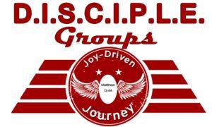DISCIPLE Groups Graphic