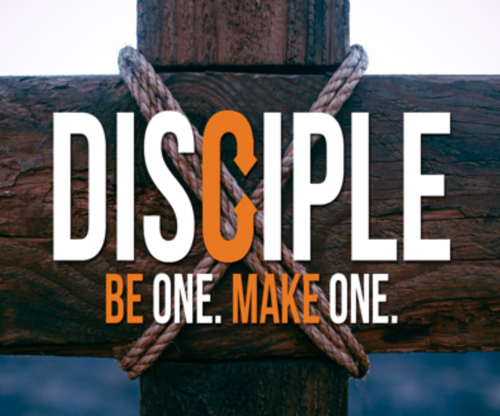 One on One Discipleship